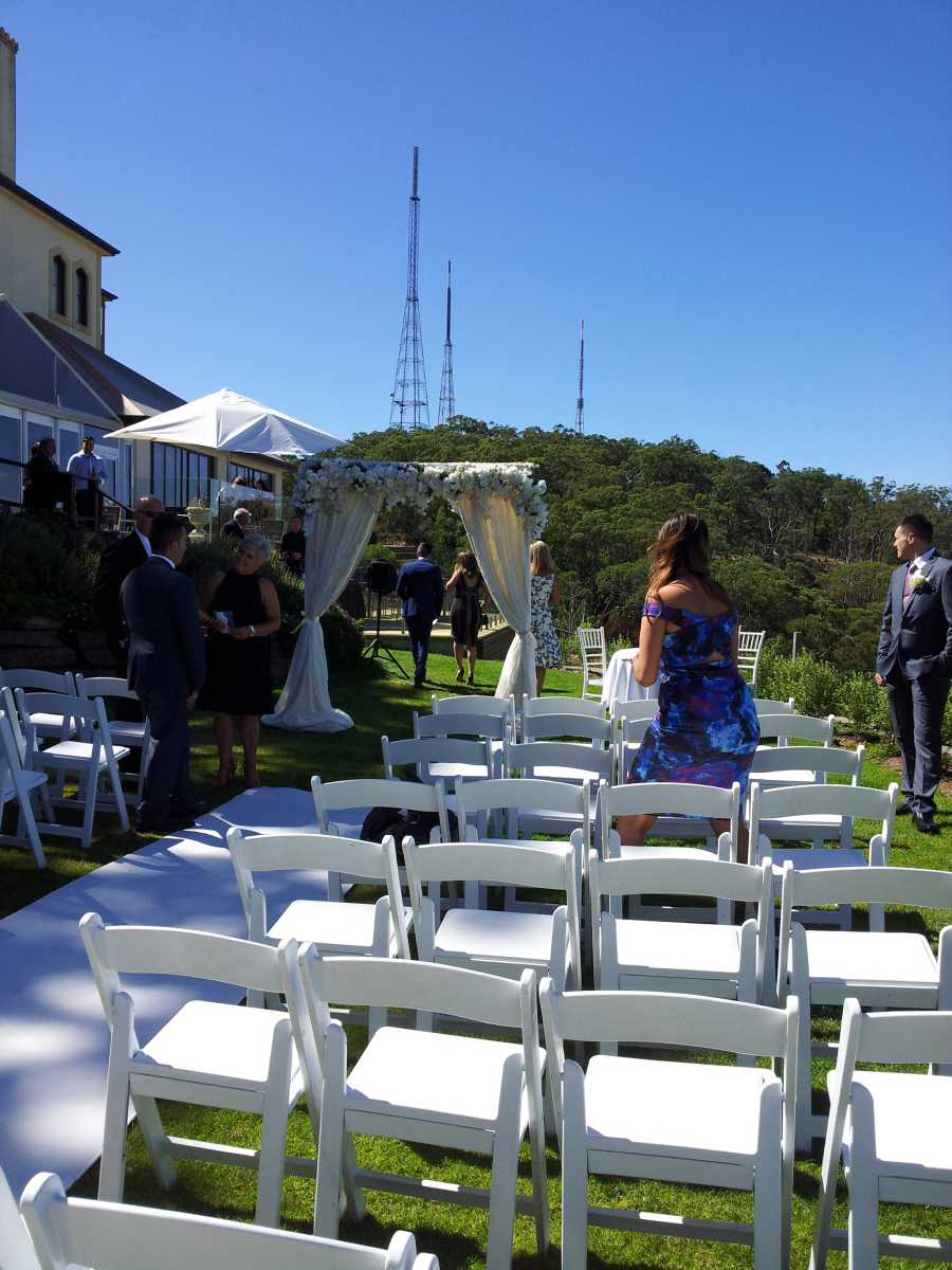 mt lofty house adelaide wedding ceremonies. Black Bedroom Furniture Sets. Home Design Ideas